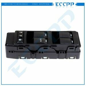 New Electric Power Window Control Switch For Dodge Avenger Caliber Front Left
