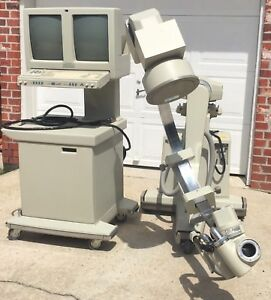 Oec Diasonics Mobile C arm 9400 X ray System 4th Gen