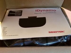 Magtek Idynamo Mobile Card Reader 21073084 new