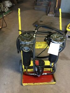 Parker Hydraulic Filtration Unit 40sa