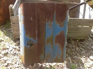 Ford 3000 Tractor Hood
