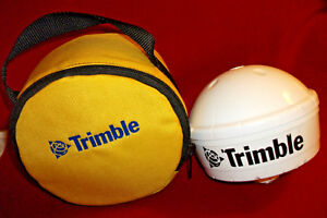 Trimble Gps Antenna Soft Bag Pathfinder Pro Xr Xrs Dsm Ag Leica Sokkia Geo Lot 1