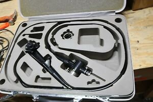 Olympus Gif 100 Endoscope With Case
