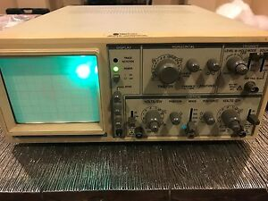 Bk Precision 40 Mhz Analog Oscilloscope Model 1541c