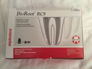 Bioroot Rcs Septodont Bioactive Mineral Root Canal Sealer Hydrophilic Free Ship