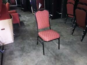 30 Stack Chairs For Restaurant Or Banquet Over 60 In Stock