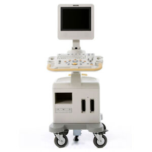 Obgyn Philips Hd3 Ultrasound System Machine With 1 Vaginal Or Convex Probe