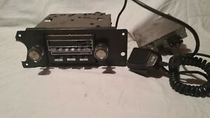 1983 Oldsmobile 98 Am Fm Etr Radio Cassette Stereo With Cb Delco Gm Olds
