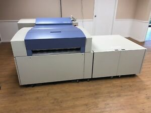 Refurbished Fully Automated Screen Platerite 4300s Computer To Plate Ctp W Mal