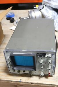 Hp 3580a Spectrum Analyzer High Performance Working