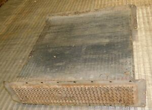 Fordson Radiator Original In Good Condition