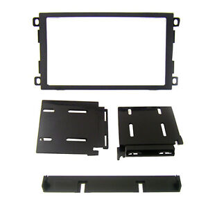 Radio Replacement Dash Mounting Kit Installation Double Din For Gm