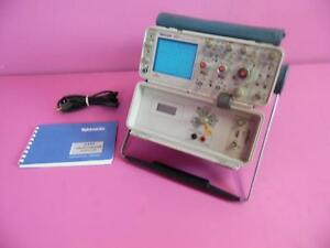 Tektronix 2337 Oscilloscope 100 Mhz Dual Trace 2 channel