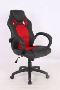 Vinmax High Back Racing Car Style Bucket Seat Office Desk Chair Gaming Chair