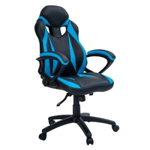 Vinmax Ergonomic Racing Style Pu Leather High Back Gaming Chair