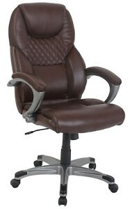 Vinmax Big Tall High Back Executive Chair Heavy Duty Manager Chair