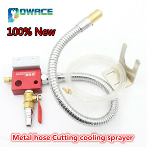 Metal Mist Coolant Lubrication Spray System Hose For Cnc Lathe Milling Machine