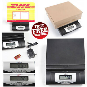 Electronic Postal Scale Digital Postage Scales Mail Letter Package Usps 35 Lbs