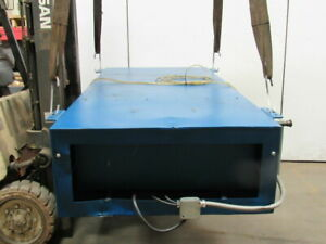Donaldson Trunk 2000 T 2000 Source Fume Dust Collector Ceiling Mount 5 Hp 890cfm