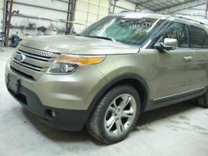 Driver Front Seat Bucket Air Bag Leather Electric Fits 11 12 Explorer 1452400