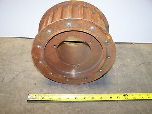 Browning 22xxhr400 Synchronous Timing Belt Pulley 22 Tooth 4 Belt Width