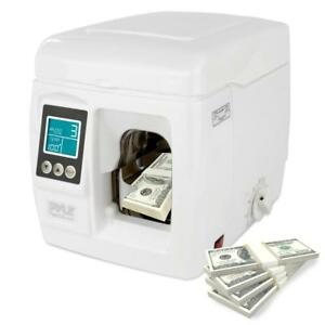 Bill Currency Binding Machine Automatic Bank note Money Strapping Binder
