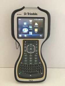 Trimble Tsc3 Data Collector In Great Condition