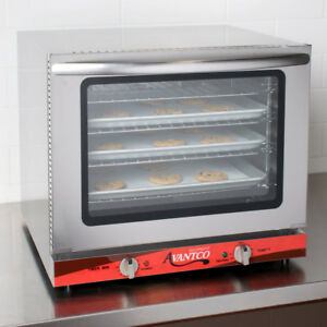 Avantco 1 2 Size Electric Countertop Commercial Convection Oven 208 240v New