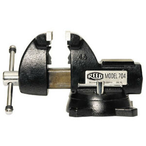 Reed 704 Mid Line Vise 4in 01385