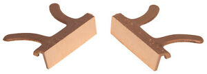 Reed Vc6 Vise Jaw Caps Pair 01590