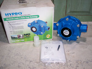 New Hypro 7560c Roller Pump Cast Iron 8 roller Pump With Reverse Rotation