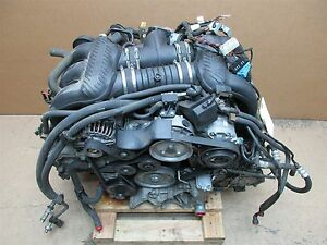 02 Boxster S Rwd Porsche 986 Complete Engine 3 2 Motor M96 21 M96 21 84 984