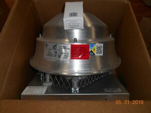 Commercial Exhaust Fan Brand New In Box With Speed Control