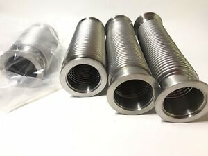 Foreline Vacuum Fittings Iso kf Flanges Stainless Steel Vacuum Fitting