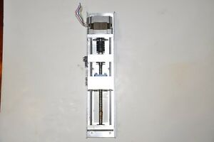 Z Axis Linear Screw Slide Cnc Router Actuator