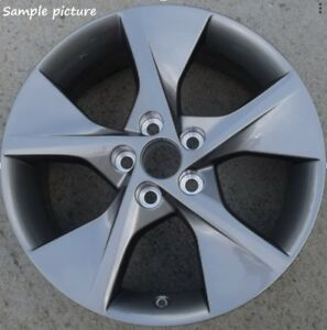 1 New 18 Alloy Wheels Rims For 2012 2013 2014 Toyota Camry 10122