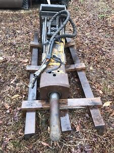 Indeco Mes Hp 1250 Hydraulic Concrete Breaker Hammer