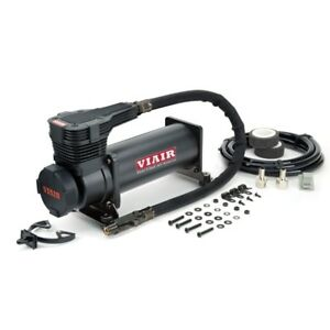 Viair 485c Stealth Black Compressor 200 Psi 48502 Air Ride Suspension Airbag