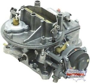 Carburetor National Carburetors Nd2462 Fits 1977 American Motors Matador