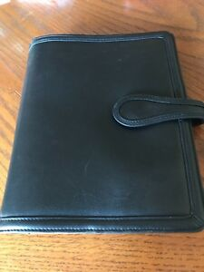 Franklin Covey Classic Ful Grain Leather 1 5 Inch Rings