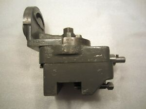 South Bend Lathe 9 10k Milling Attachment With Original Box