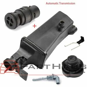 Coolant Expansion Tank Oil Cooler Thermostat Kit For Bmw X3 X5 E46 325ci 330i