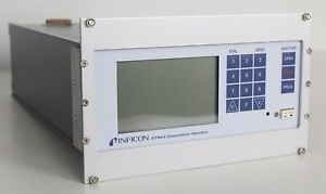 Inficon Xtm 2 Deposition Rate Monitor Xtm2 2100