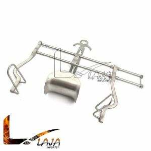 10 Balfour Abdominal Retractor Stainless Steel Veterinary Surgical Instruments
