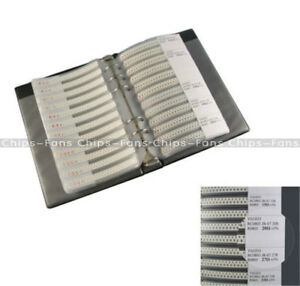 0805 Smd Resistor And Capacitor Kit Component Sample Book Simple Version
