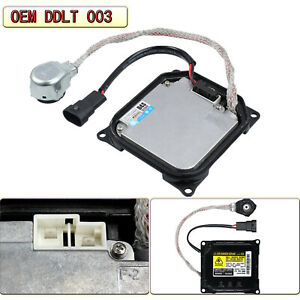New For Lexus Toyota Denso D4s D4r Hid Xenon Headlight Ballast Oem Ddlt003 Unit