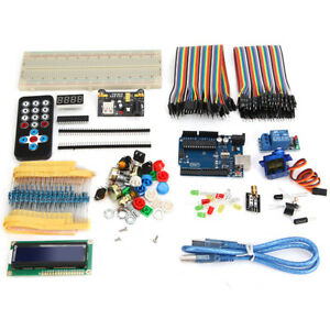 Uno R3 Development Board Beginner Upgrade Kit For Arduino
