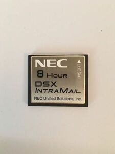 Nec Dsx 40 80 160 1091060 Intramail 4 Port 8 Hour Voicemail Flash Voice Mail