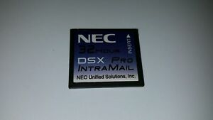 Nec Dsx Pro 40 80 160 1091053 Intramail 8 Port 32 Hr Voicemail Flash Voice Mail