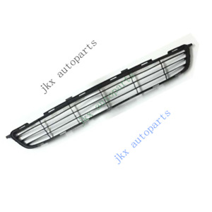 For Toyota Corolla 2007 09 Plastic Black Oem Front Bumper Lower Grille K Vent